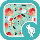 Go Locker Autumn Floral icon
