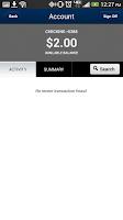 Screenshot of Talbot Bank Mobile Banking