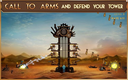 Steampunk Tower Screenshot 8