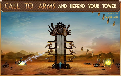Steampunk Tower Screenshot 20