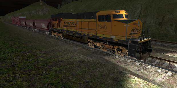 Train Sim Pro - screenshot thumbnail