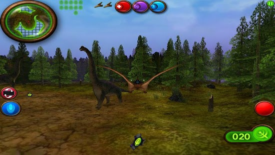 Nanosaur 2- screenshot