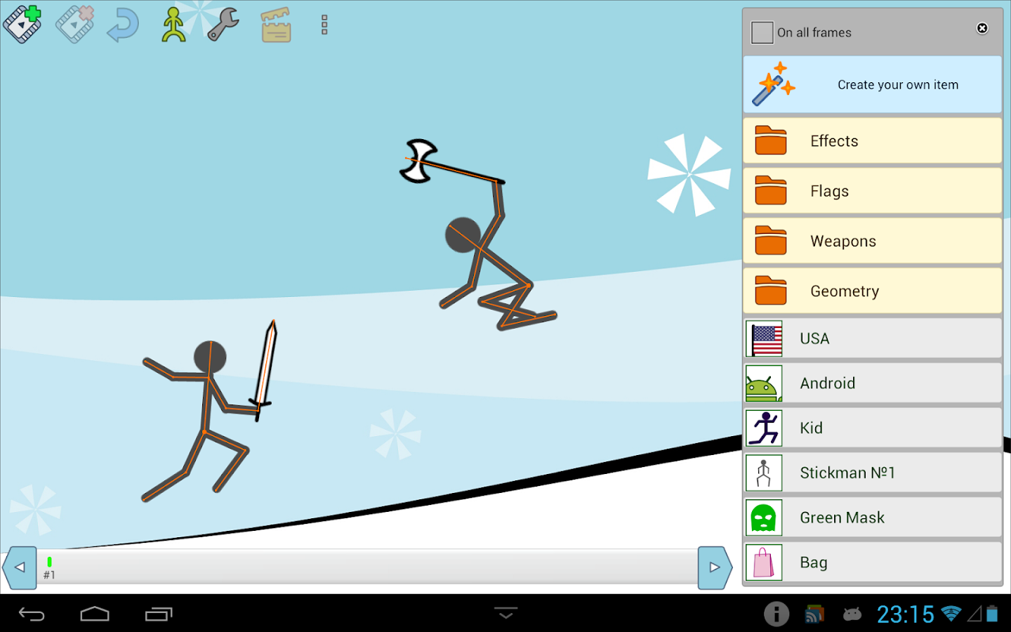 Draw Cartoon - screenshot