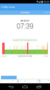 Runtastic Me: Daily Tracker - screenshot thumbnail