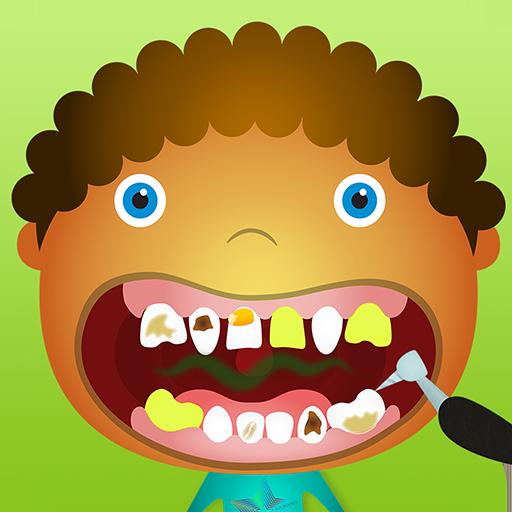タイニー歯科 HD (Tiny Dentist) 街機 App LOGO-硬是要APP