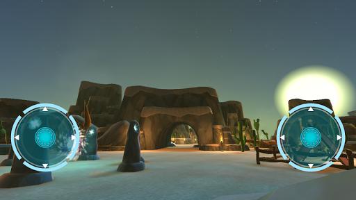 The Gods Homeland Winter 3D