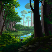 Live Wallpaper - Forest Edge