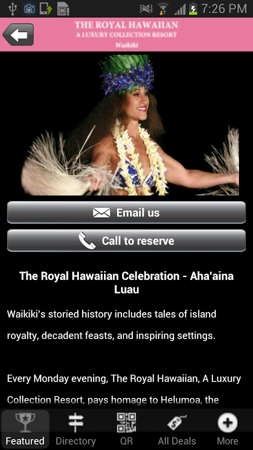 Aloha Guide- screenshot