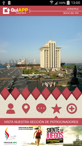 GuiAPP Ciudad Móvil Veracruz