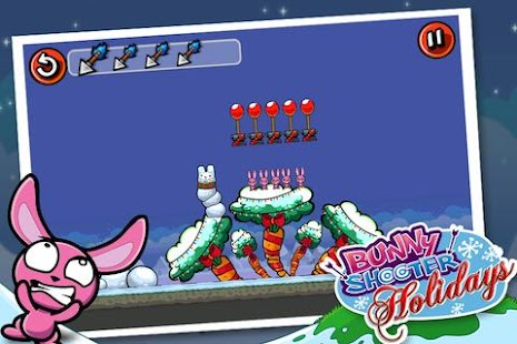 Bunny Shooter Christmas - screenshot thumbnail