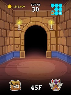 5 Dungeon Quest App screenshot
