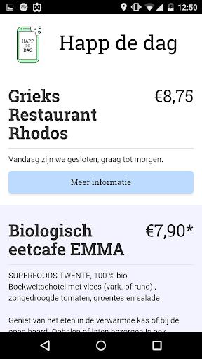 Happ de Dag - Daghap Enschede