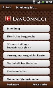 Scheidung & Unterhalt- screenshot thumbnail