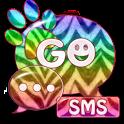 GO SMS Theme Zebra icon