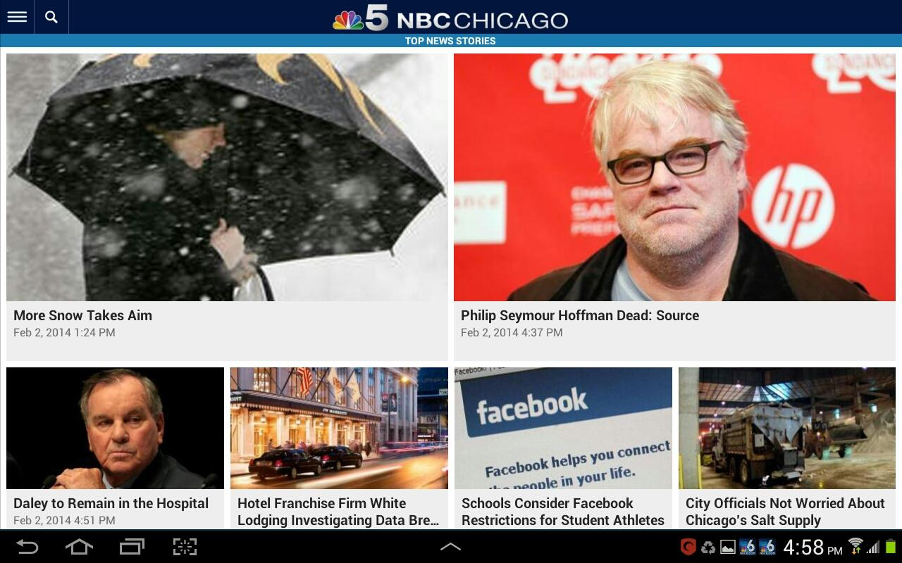 NBC Chicago - screenshot
