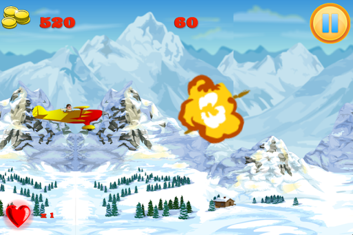 Fighter jet Shootout Free