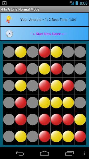 玩休閒App|四子棋-免費版免費|APP試玩