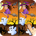 Halloween Find the Difference icon