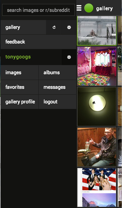 Imgur - official app - screenshot