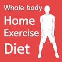 Home exercise diet pro(body) icon