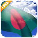 3D Bangladesh Flag LWP icon