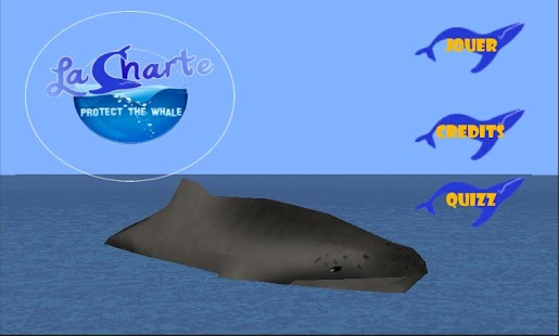 La Charte - Protect the Whale- screenshot thumbnail