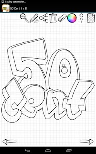 Download Android Game Learn to Draw Graffiti Art for Samsung