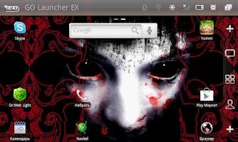 Screenshot of Gothic BlackHeart.