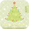 Cartoon Christmas Tree icon