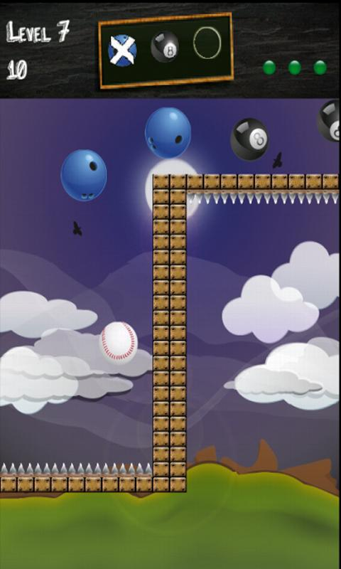 Balls Smasher- screenshot