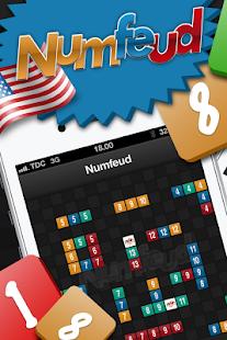 Numfeud - 款免費的多人腦筋急轉彎解謎遊戲