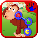 ABC Zoo Animal Connect Dots icon