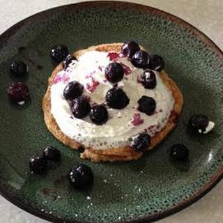 Low Carb Pancake Crepes.