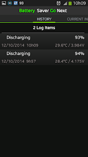 Battery Life Saver Pro Go Next- screenshot thumbnail