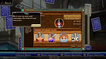 Screenshot of Hardwood Euchre