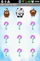 Screenshot of ABC Learn for Kids