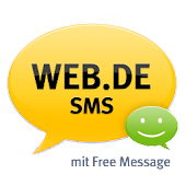 WEB.DE SMS mit Free Message