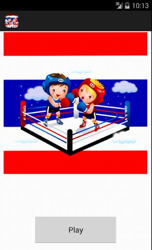 เกมส์ชกมวย มวยไทย Thai Boxing