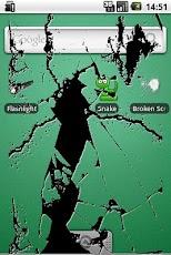 Broken Screen (Cracked)