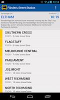 Screenshot of Melbourne Train Trapper