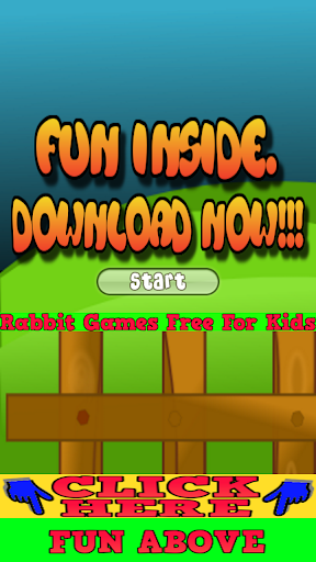 Rabbit Games Free For Kids