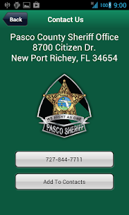Pasco Sheriff's Office Mobile - Android Apps on Google Play