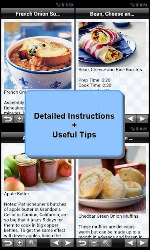 220 Freezable Diet Recipes