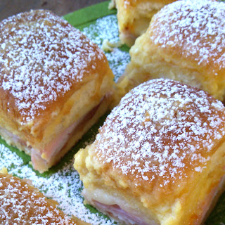 Monte Cristo Party Sliders