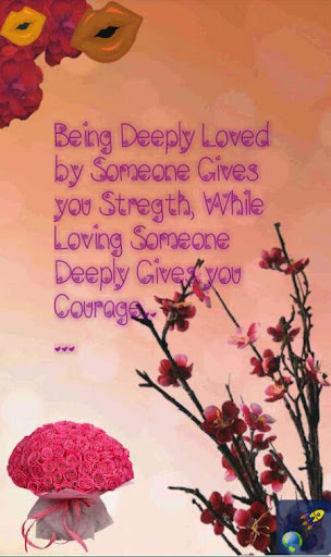 Romantic Love Proposal Hearts