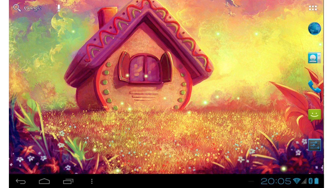 Sweet home colorful day night live wallpaper for Wallpaper home sweet home