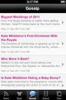 Screenshot of Kate Middleton Up-Close!