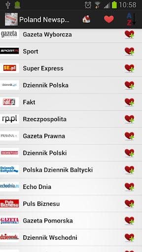 波兰报纸和新闻