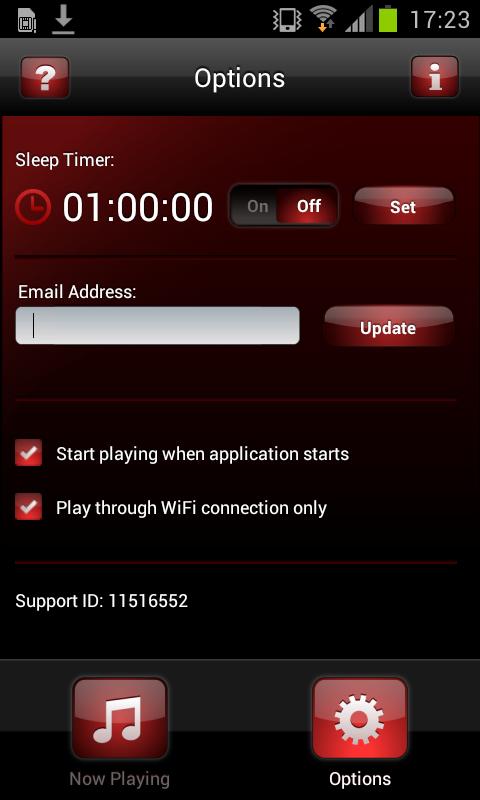KNDY-FM - screenshot