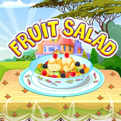 Fruit Salad Cooking